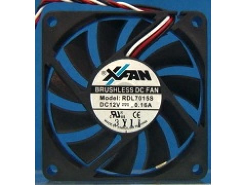長尾 X-FAN RDL7015S 2500RPM 701525SL