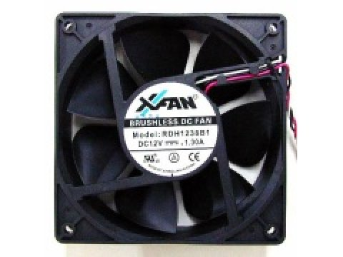 X-FAN RDH1238NMB38 120×38mm 3800rpm