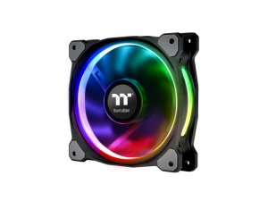 Riing Plus 12 LED RGB Radiator Fan TT Premium Edition (Single Fan Pack)