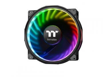 CL-F070-PL20SW-A Riing Plus 20 RGB singl 01 PCパーツ クーラー | FAN | 冷却関連 セカンドファン