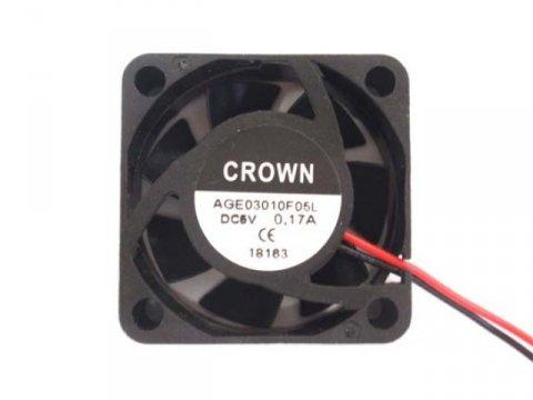 CROWN AGE04010F05L 40mm DC5V 4000rpm