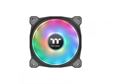 CL-F073-PL12SW-A Riing Duo PLUS 12 RGB 01 PCパーツ クーラー   FAN   冷却関連 セカンドファン