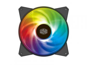 R4-120R-20PC-R1 MasterFan MF120R ARGB 01 PCパーツ クーラー   FAN   冷却関連 セカンドファン
