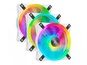 QL120 RGB White Fan Kit