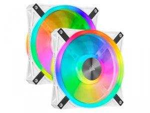 QL140 RGB White Fan Kit