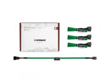 Noctua NA-SEC1 chromax.green 01 PCパーツ PCアクセサリー ケーブル・コネクタ