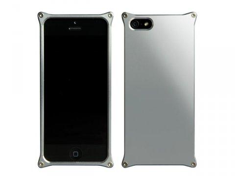 Abee MA-5B01-SK iPhone5用 シルバー