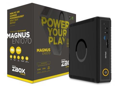 ZOTAC ZBOX-EN1070-J PC2886 01 PCパーツ ベアボーン Intel用ベアボーン