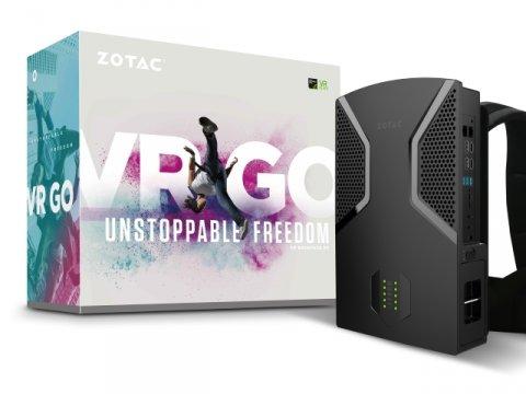 ZOTAC ZBOX-VR7N70-W2B-J PC2950 01 PCパーツ ベアボーン 小型PC