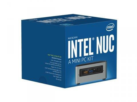 intel BOXNUC6CAYH 01 PCパーツ ベアボーン Intel用ベアボーン