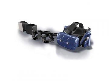 VIVE PRO スターターキット 01 周辺機器 PCパーツ モニター ヘッドマウントディスプレイ