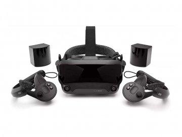 VALVE INDEX VRキット 01 周辺機器 PCパーツ モニター ヘッドマウントディスプレイ