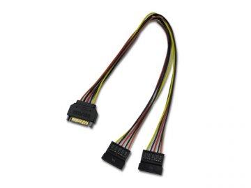 AINEX S2-1505SAB 01 PCパーツ 周辺機器 ドライブ・ストレージ ケーブル・コネクタ