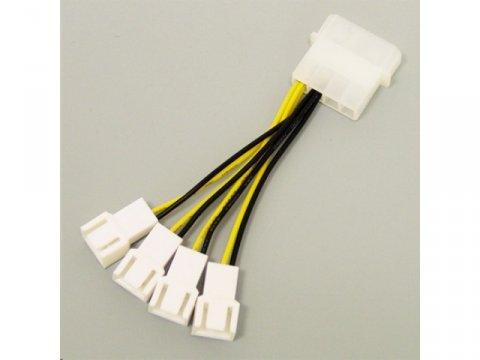 AINEX CA-864 01 PCパーツ クーラー | FAN | 冷却関連 ケーブル・コネクタ