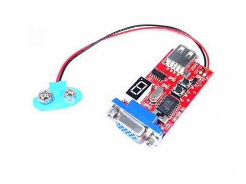 SSA MS-005 VGAモニターシグナルテスター
