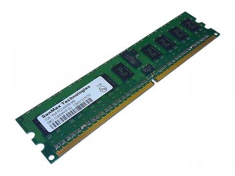 SMD-1G88WH1P-8G BULK D2-800 1GB ECC Reg 01 PCパーツ SanMaxPC用メモリー サーバー用