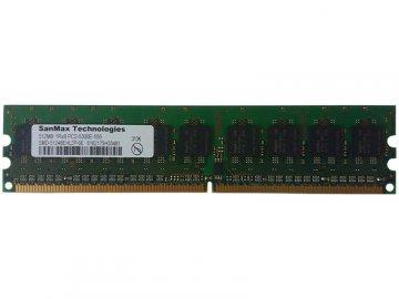 SMD-51248EHL2P-6E BULK D2-667 ECC 512MB 01 PCパーツ SanMaxPC用メモリー サーバー用