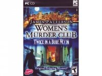 Women's Murder Club Twice Blue Moon