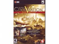 Sid Meiers Civilization V: Gold Edition