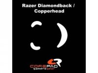 CorePad Skatez for Razer Diamondback &