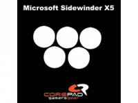 CorePad Skatez for MS Sidewinder X5