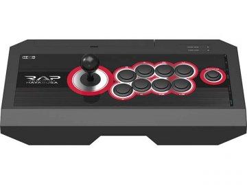リアルアーケードPro.V HAYABUSA PS4-046 01 ゲーム ゲームデバイス ジョイスティック