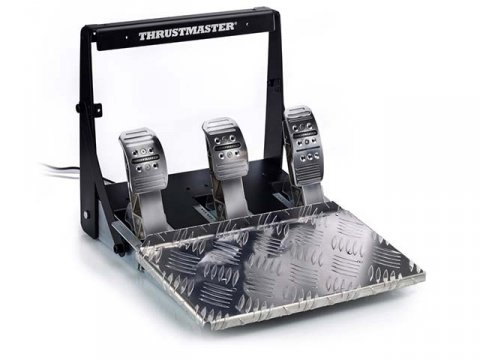 T3PA Pro 3ペダル 4060065 01 ゲーム ゲームデバイス ジョイスティック