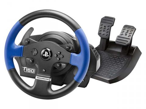 T150 Racing Wheel 4160640 01 ゲーム ゲームデバイス ジョイスティック