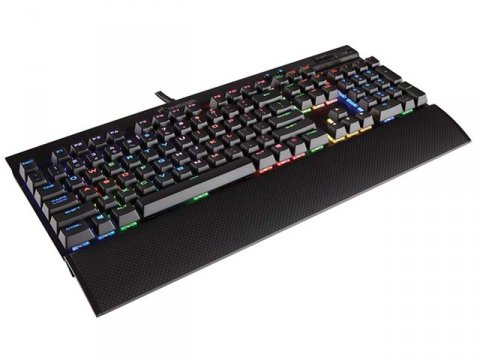 CH-9101010-JP (K70 LUX RGB MX Red) 01 ゲーム ゲームデバイス キーボード