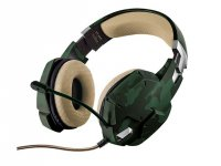 GXT 322C Gaming Headset - green camoufla