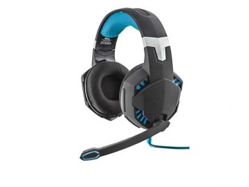 GXT 363 7.1 Bass Vibration Headset 01 ゲーム ゲームデバイス ヘッドセット