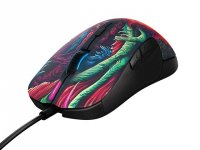 SteelSeries Rival 300 CS:GO Hyper Beast