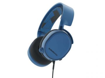 SteelSeries Arctis 3 Boreal Blue 61436 01 ゲーム ゲームデバイス ヘッドセット