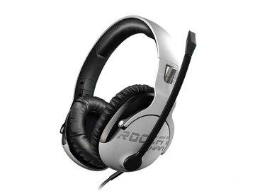 ROC-14-621-AS Khan PRO White 01 ゲーム ゲームデバイス ヘッドセット