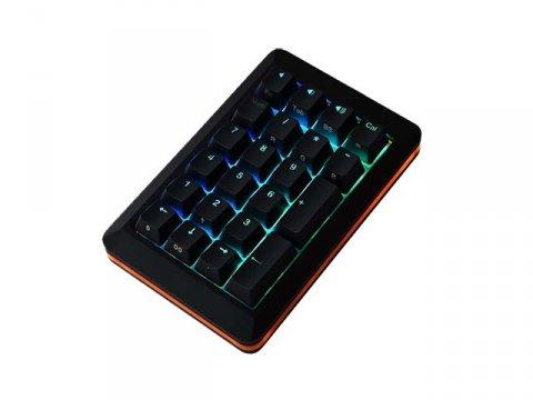 MD200-BUSPDAAT1 Black MX RGB 茶軸