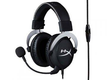 HX-HS5CX-SR HyperX CloudX - Gaming Heads 01 ゲーム ゲームデバイス ヘッドセット
