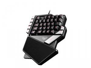 片手用ゲーミングキーボード AS-K2