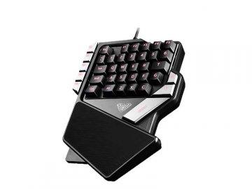 AS-K2 01 ゲーム ゲームデバイス ゲームキーパッド