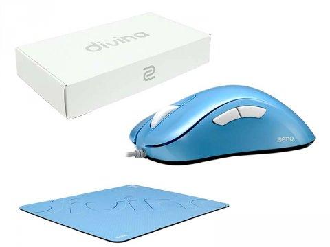ZOWIE DIVINA GIFT BOX EC1-B Blue 01 ゲーム ゲームデバイス マウス