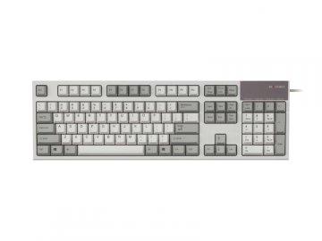 R2S-US5-IV 104 英 IVORY All55g 静音 01 PCパーツ 周辺機器 モバイル ゲーム 入力デバイス キーボード