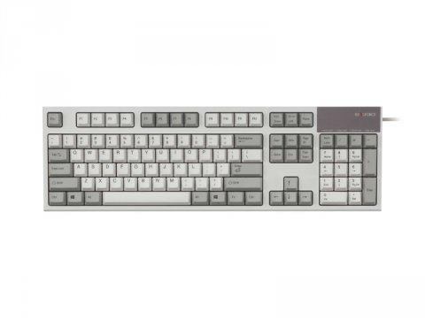 R2S-US5-IV 104 英 IVORY All55g 静音 01 周辺機器 モバイル ゲーム 入力デバイス キーボード