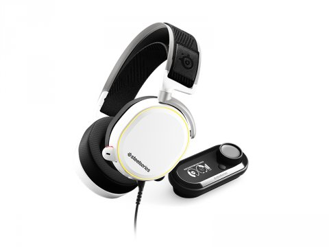 SteelSeries Arctis Pro + Game DAC White