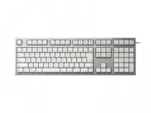 REALFORCE SA for Mac  APC 静音 日本語114配列 シルバー/白 ALL30g 昇華印刷