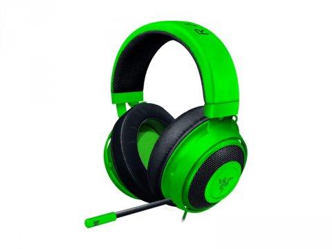 Razer Kraken Green RZ04-02830200-R3M1 01 ゲーム ゲームデバイス ヘッドセット