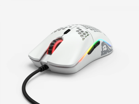Glorious Model O Mouse Regular (White)