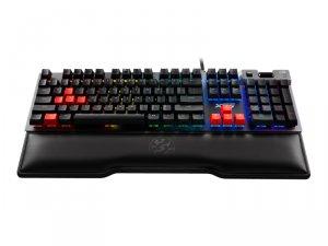 XPG  SUMMONER  メカニカルゲーミングキーボード CHERRY MX RGB スピードシルバー軸