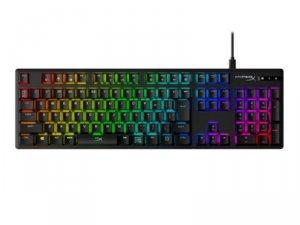 Hyperx Alloy Origins RGB Mechanical Gaming Keyboard Hyperx 赤軸 日本語配列