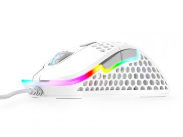 701057 M4 RGB ホワイト 01 ゲーム ゲームデバイス マウス