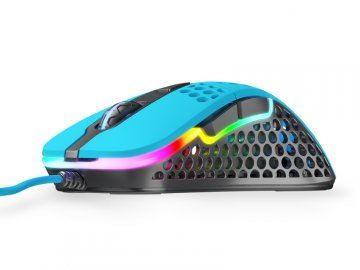 701159 M4 RGB マイアミブルー 01 ゲーム ゲームデバイス マウス