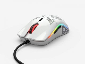 Glorious Model O- Mouse Glossy (White) 01 ゲーム ゲームデバイス マウス
